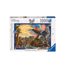 Ravensburger The Lion King 1000pc Puzzle