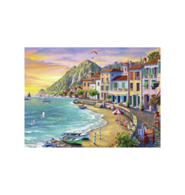 Ravensburger Romantic Sunset 750pc Puzzle Large Format