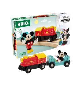 Brio Brio - Mickey Mouse Train Set