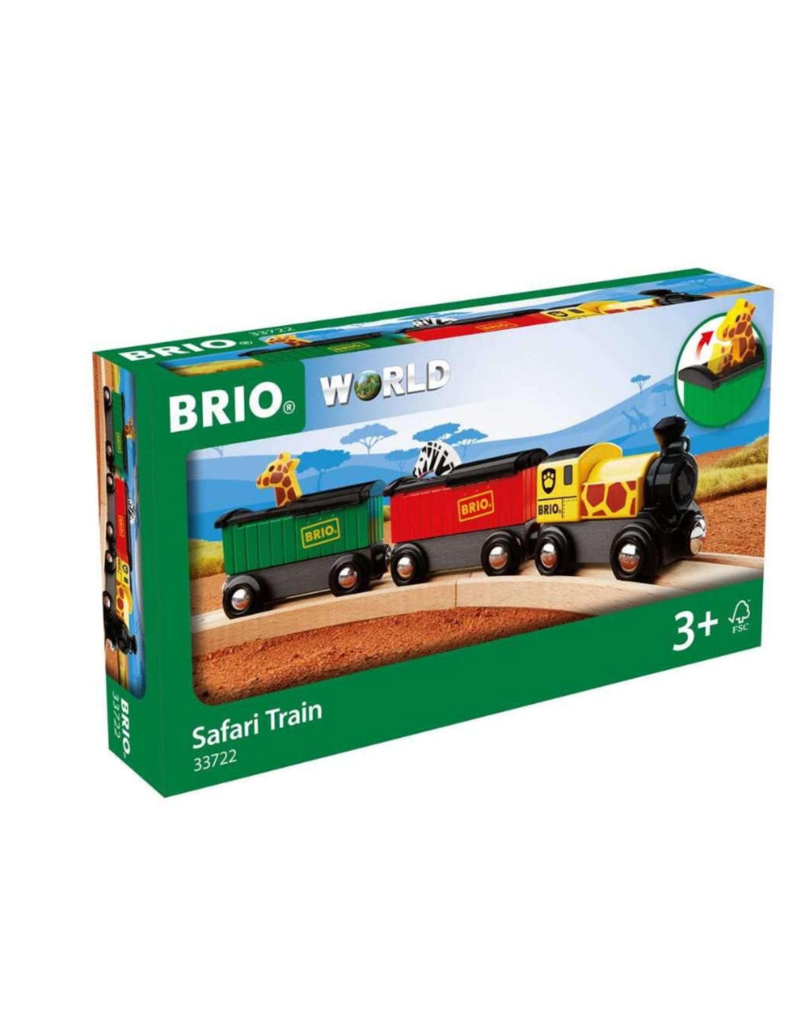 Brio Brio - Safari Train
