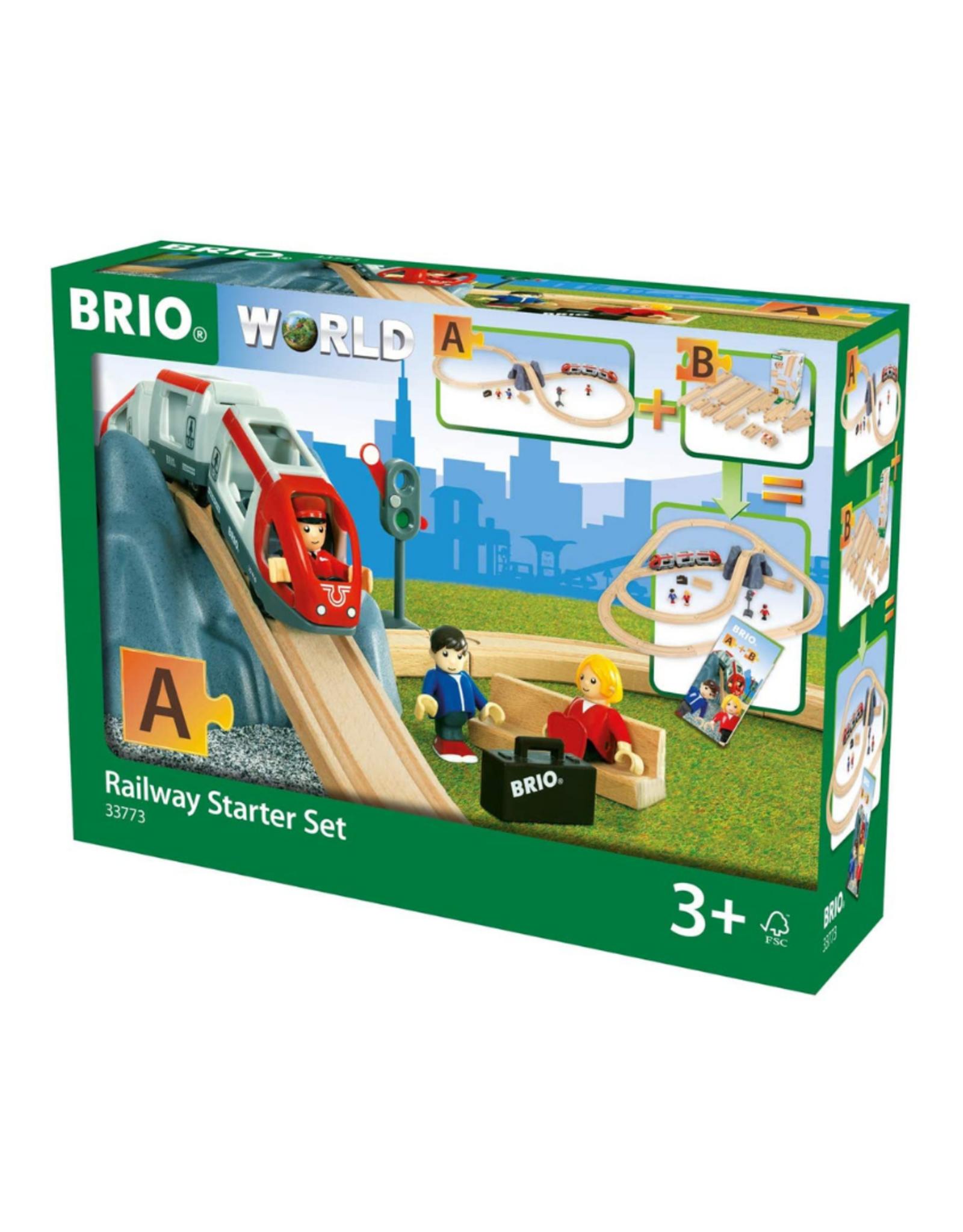 Brio Brio - Railway Starter Set