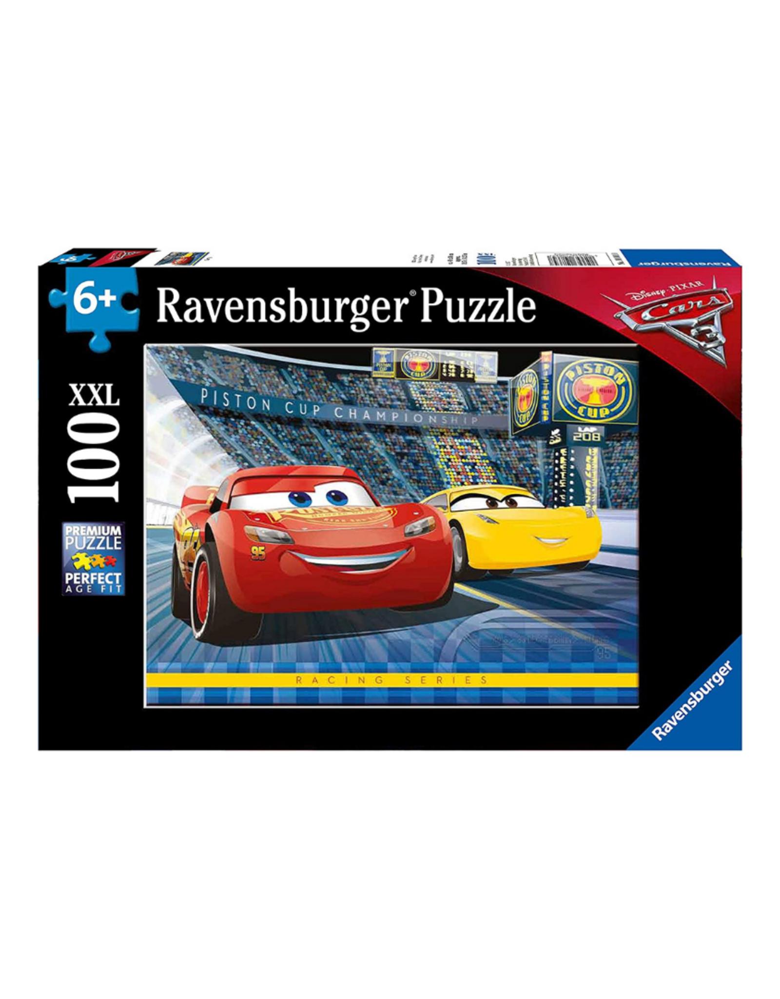 Ravensburger Cars 3 100pc Puzzle