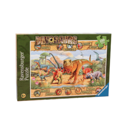 Ravensburger Dinosaurs 100pc Puzzle