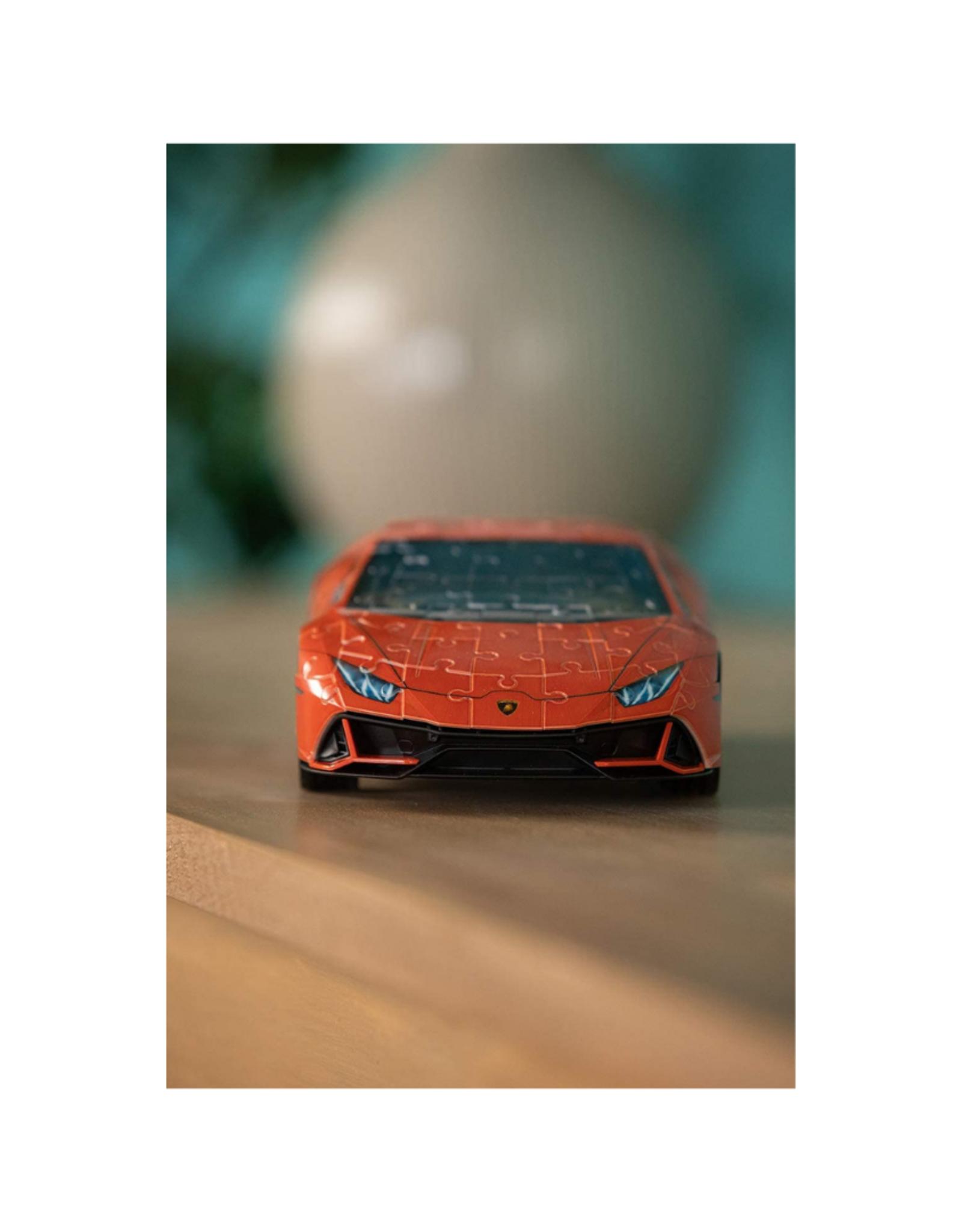 Ravensburger Lamborghini Huracan EVO 108pc 3D Vehicle
