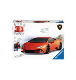 Ravensburger Lamborghini Huracan EVO 108pc 3D Vehicle Puzzle