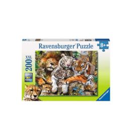 Ravensburger Big Cat Nap 200pc Puzzle