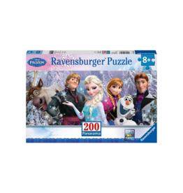 Ravensburger Frozen Friends 200pc Panoramic Puzzle