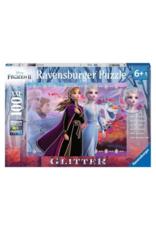 Ravensburger Disney Frozen 2 Strong Sisters 100pc Puzzle