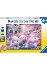 Ravensburger Pegasus Unicorns 100pc Puzzle
