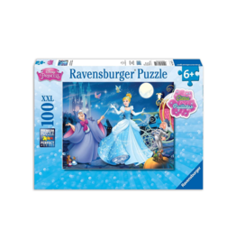 Ravensburger Adorable Cinderella 100pc Glitter Puzzle