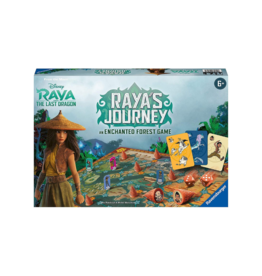 Ravensburger Raya and the Last Dragon Enchanted Forest Game