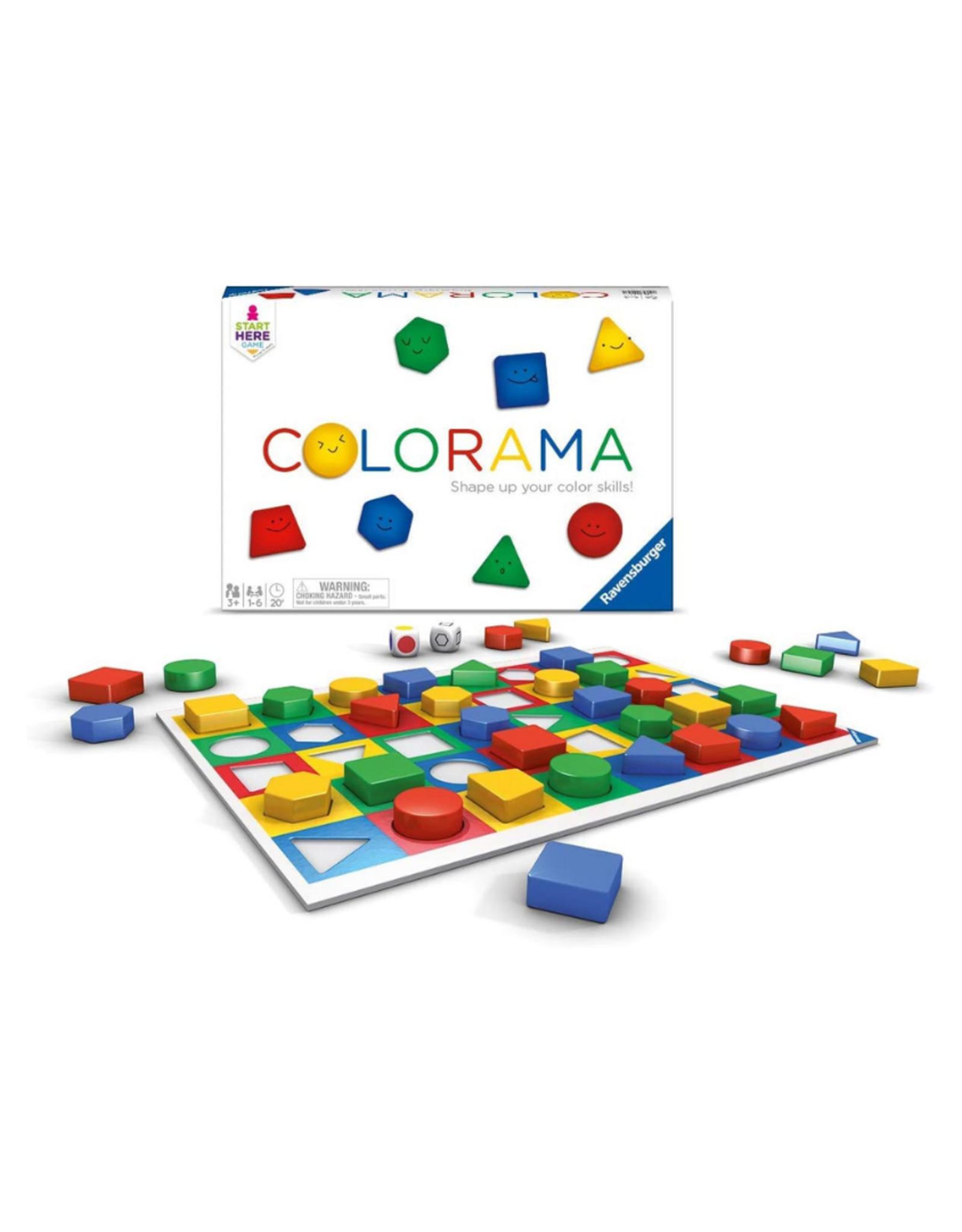 Ravensburger Colorama Game