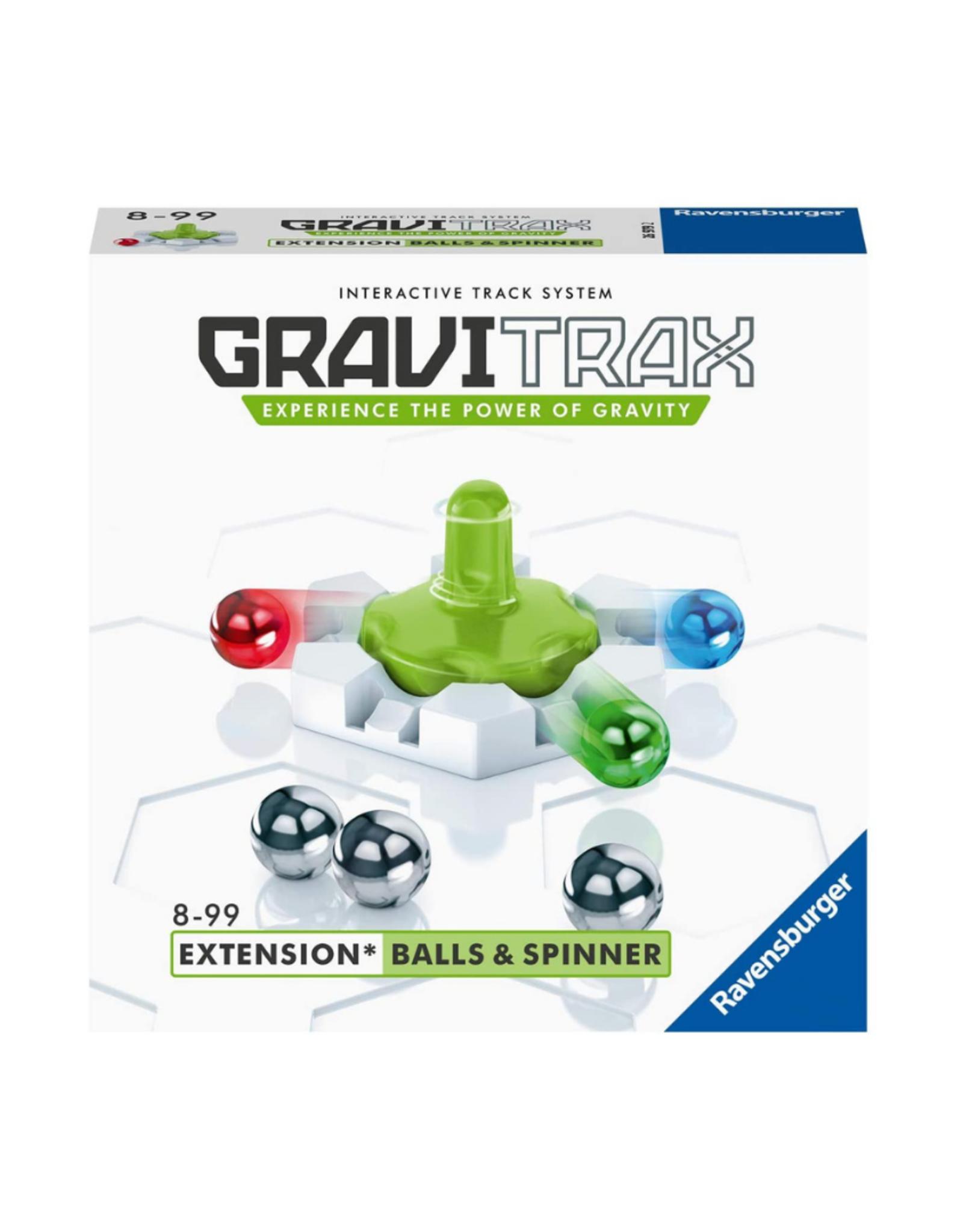 GraviTrax Gravitrax Accessory - Balls & Spinner