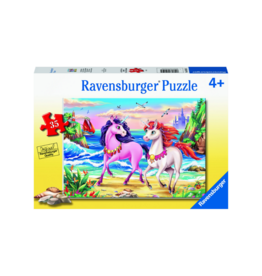 Ravensburger Beach Unicorns 35pc Puzzle