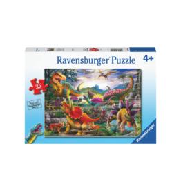 Ravensburger T-Rex Terror 35pc Puzzle