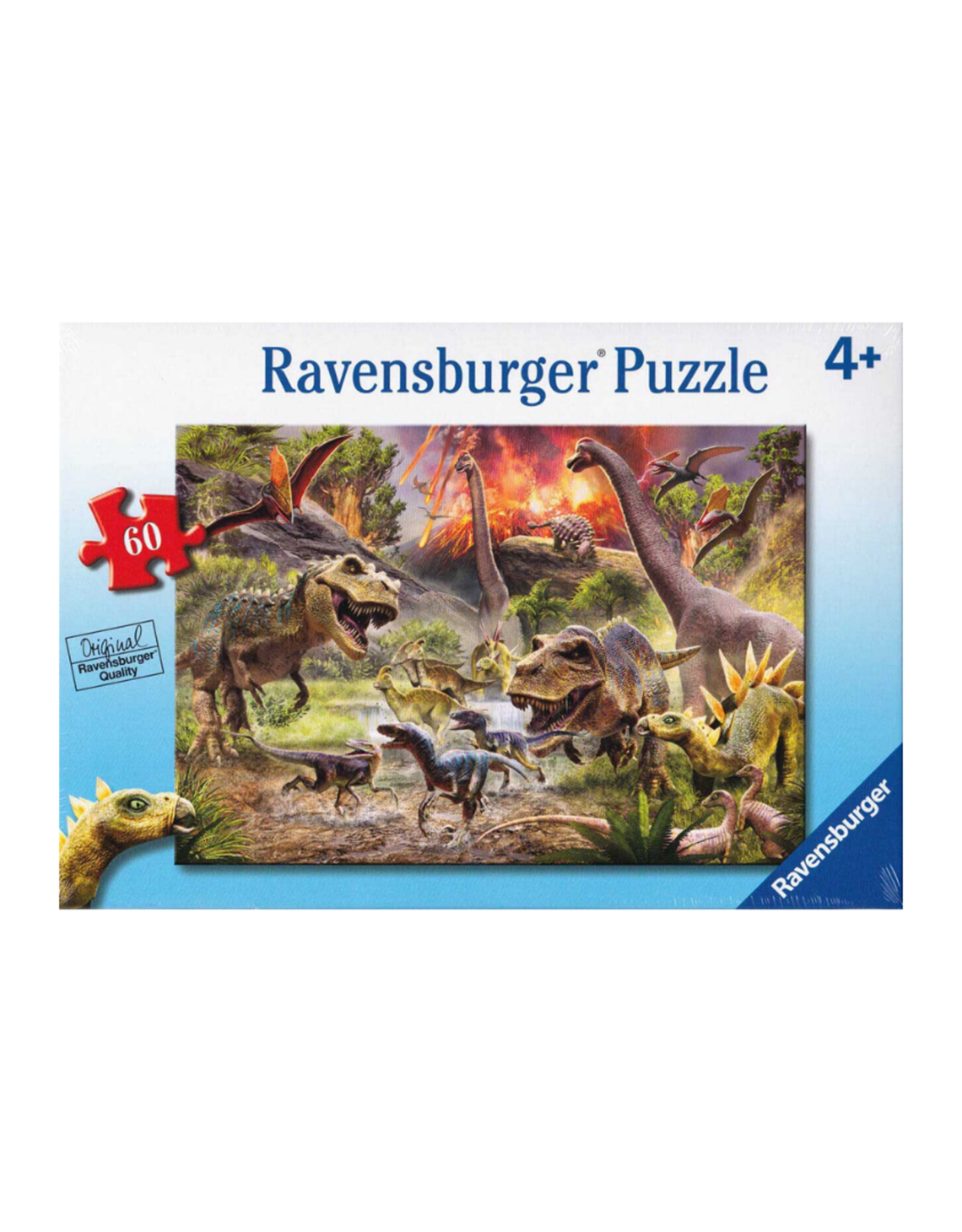 Ravensburger Dinosaur Dash 60pc Puzzle