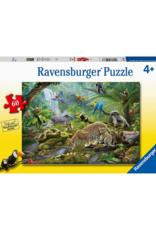 Ravensburger Rainforest Animals 60pc Puzzle