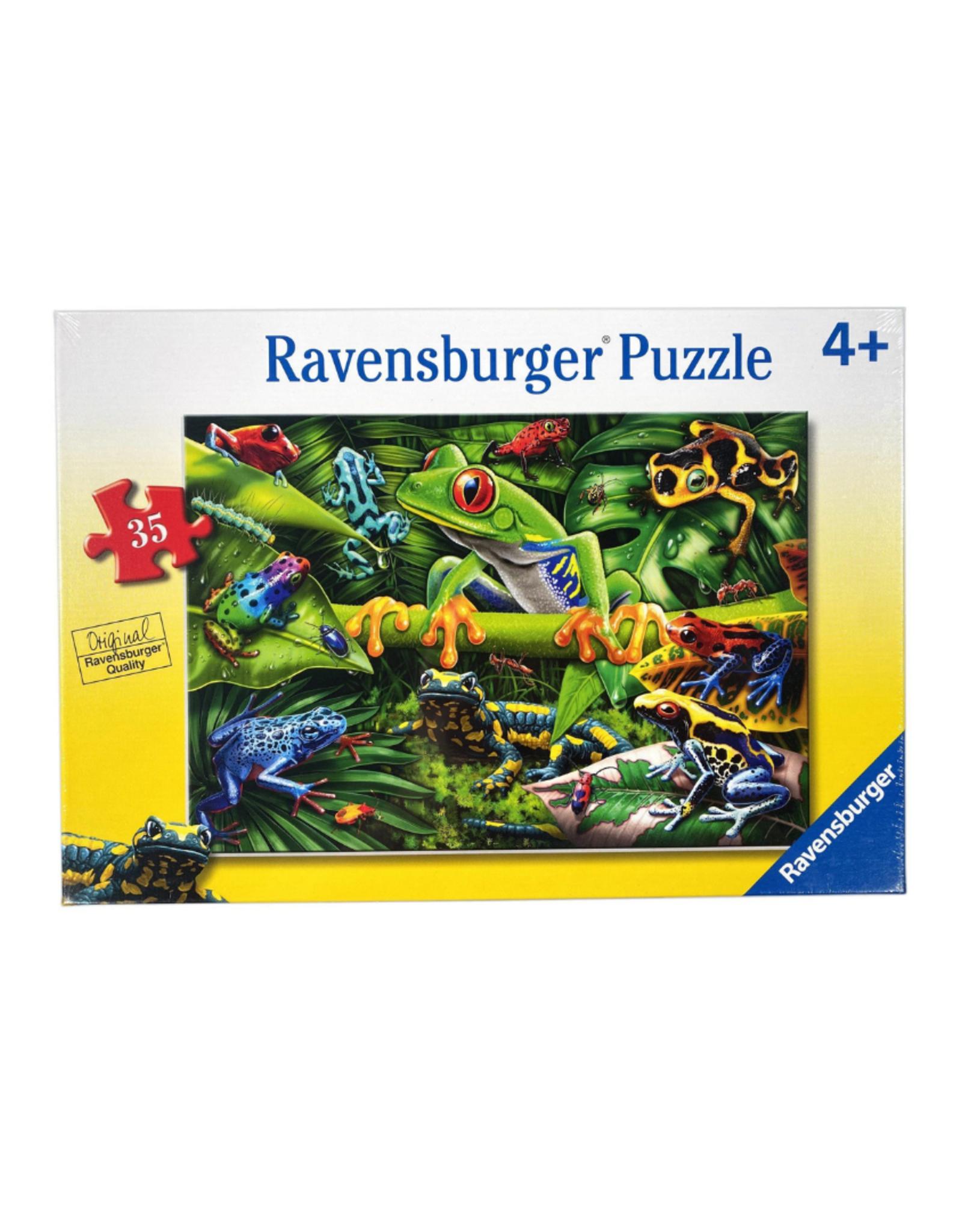 Ravensburger Amazing Amphibians 35pc Puzzle