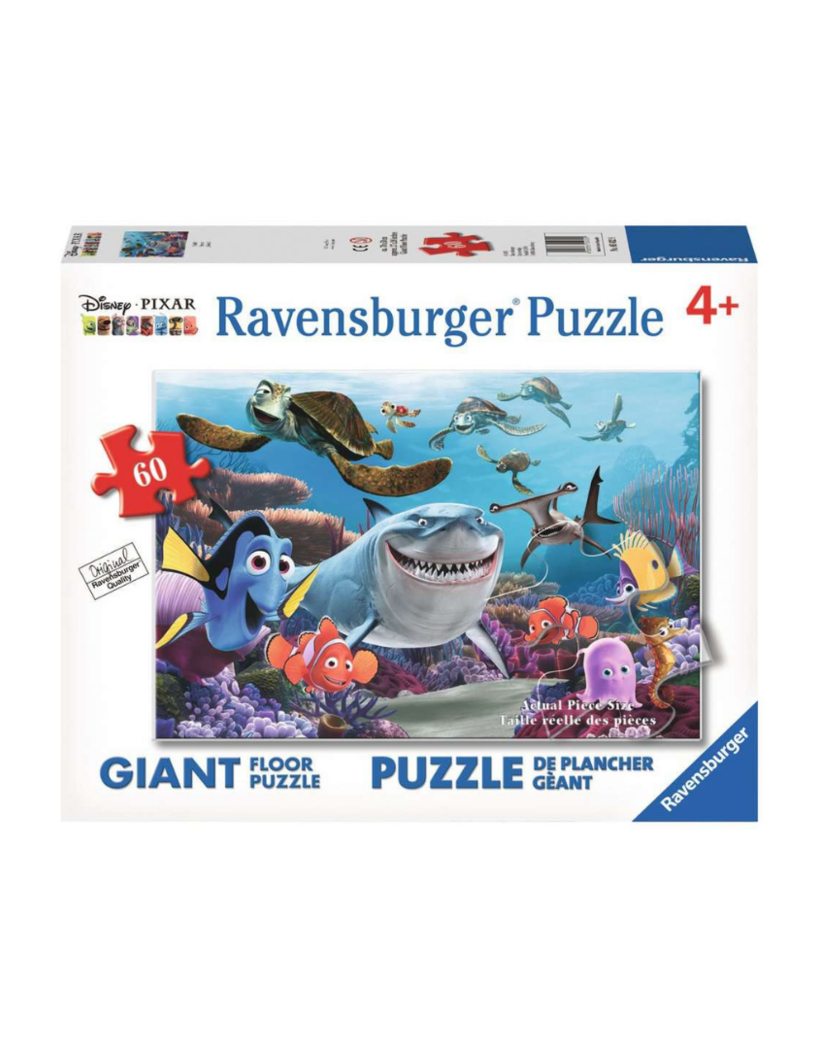 Ravensburger Smile! 60pc Floor Puzzle