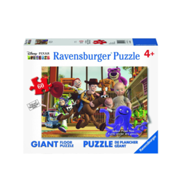 Ravensburger Playing Around 60pc Floor Puzzle