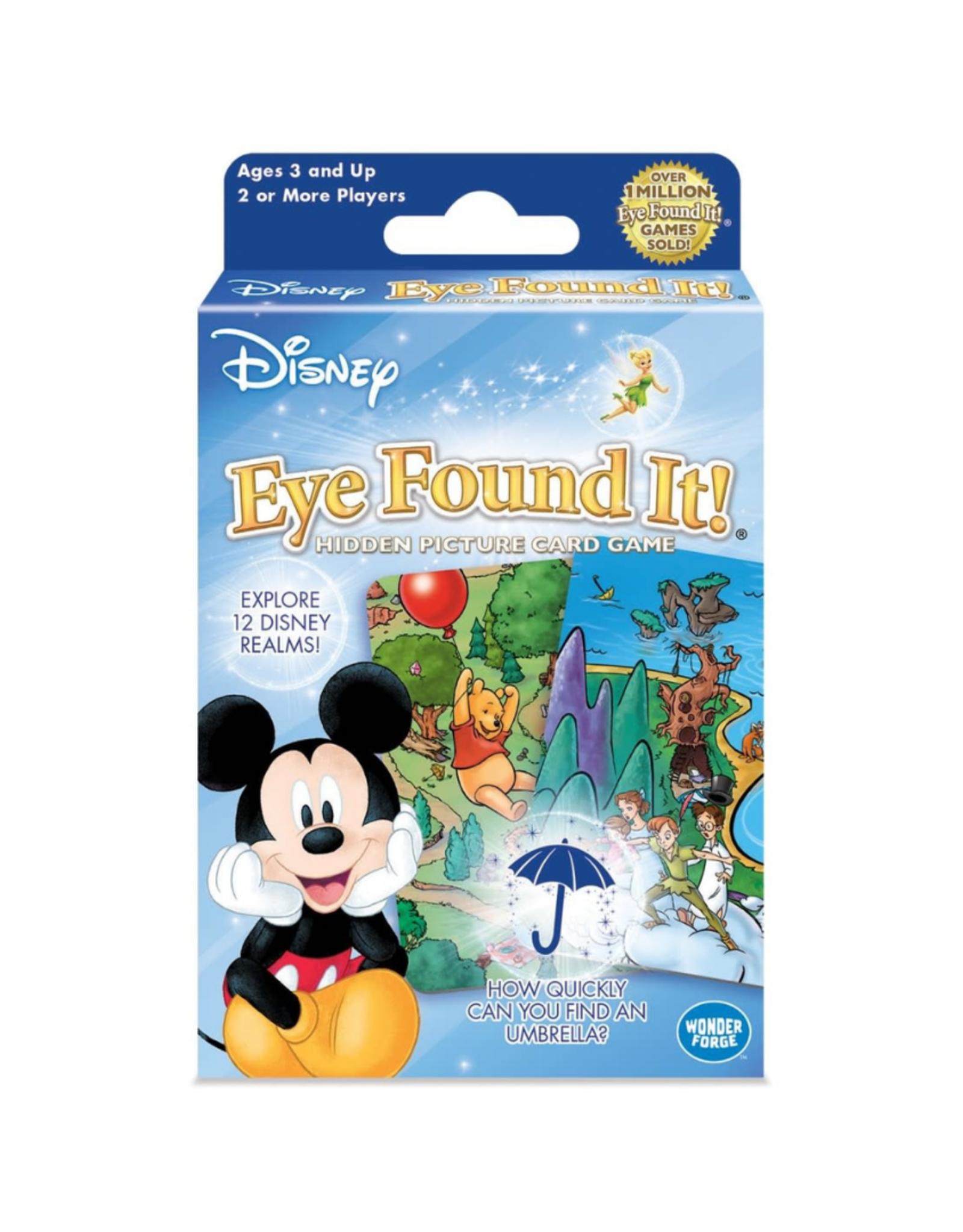Ravensburger Disney Eye Found It! Card Game