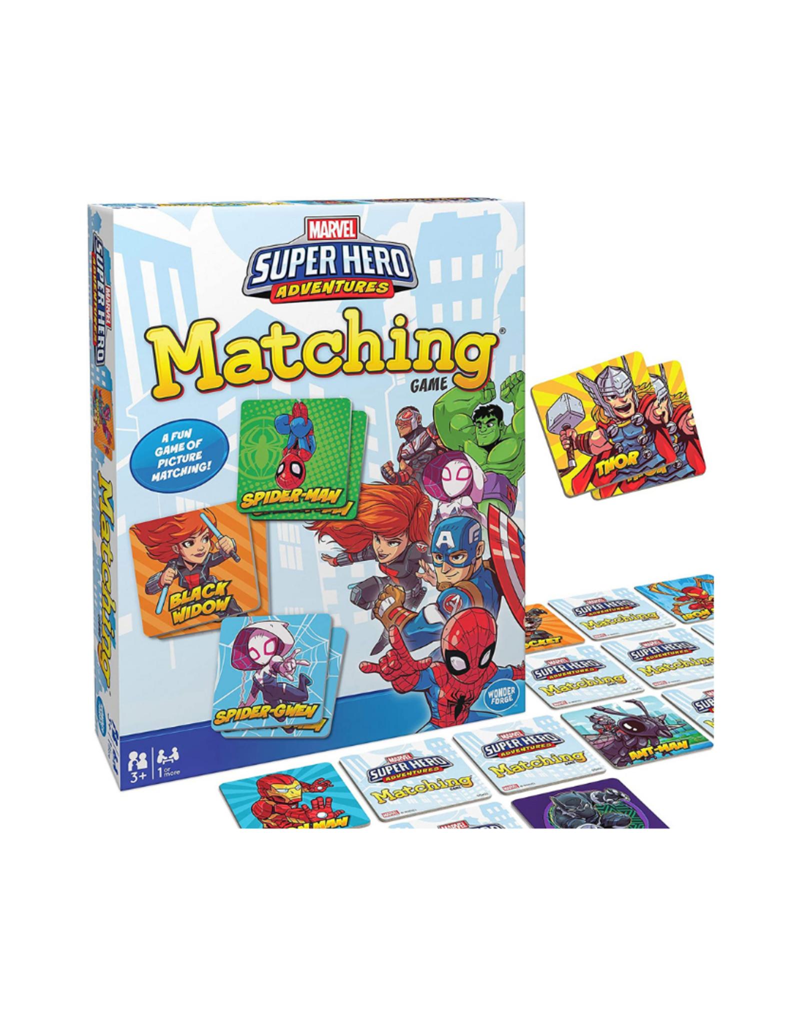 Ravensburger Marvel Matching Game