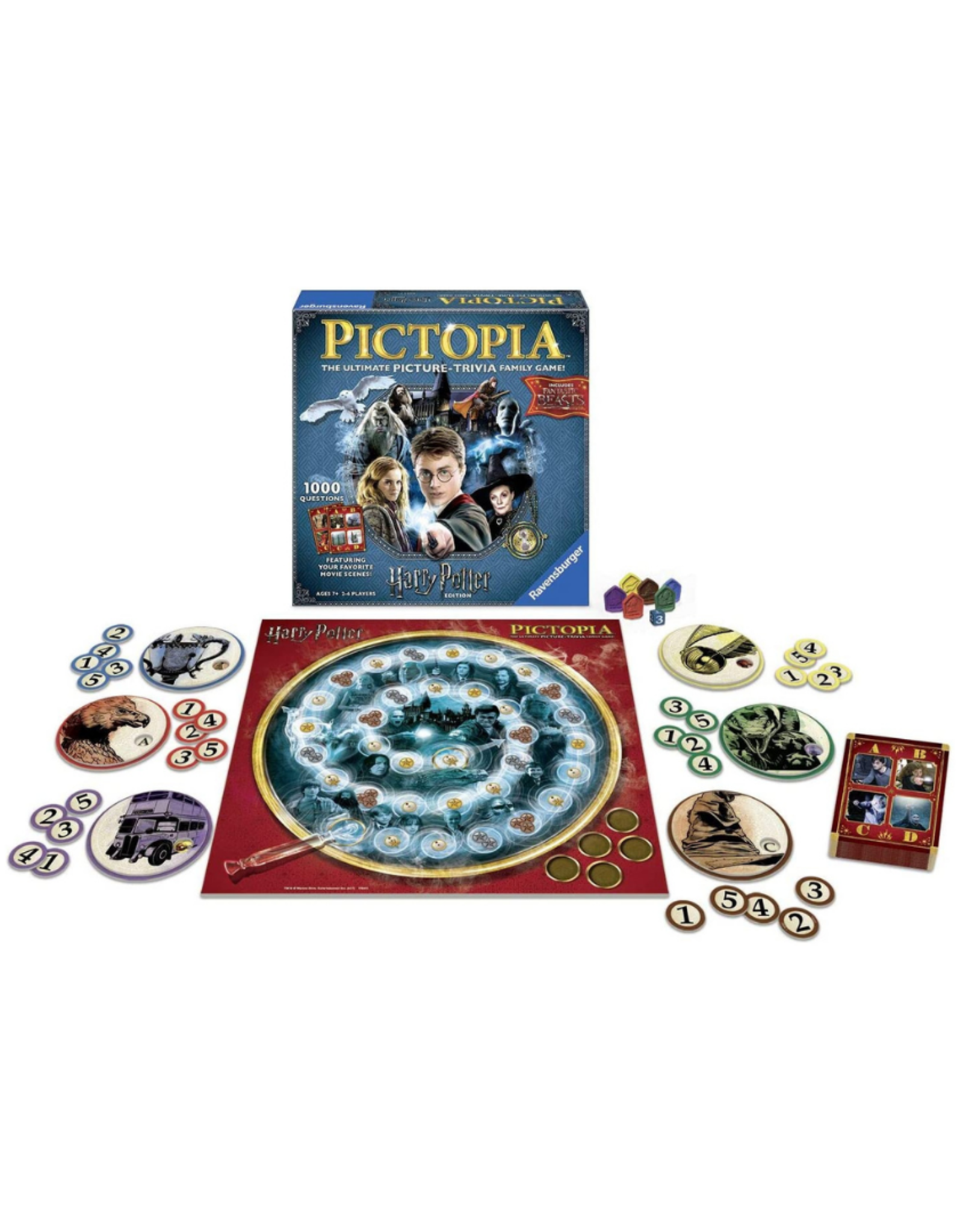 Ravensburger Pictopia: Harry Potter Edition