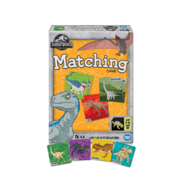 Ravensburger Jurassic World: Matching