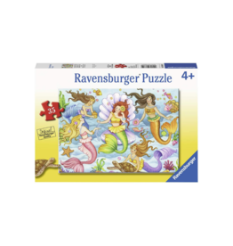 Ravensburger Queens of the Ocean 35pc Puzzle