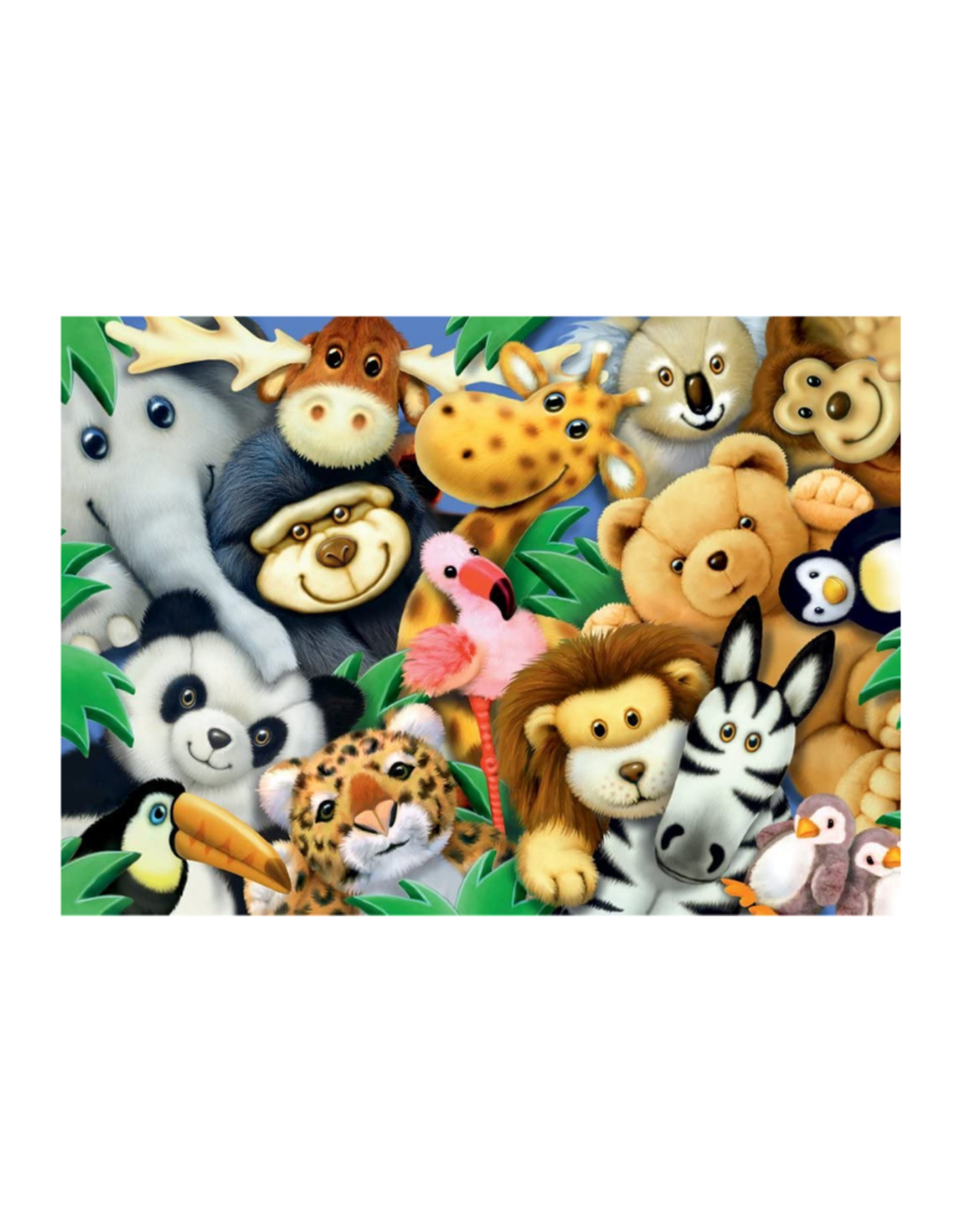 Ravensburger Softies 35pc Puzzle