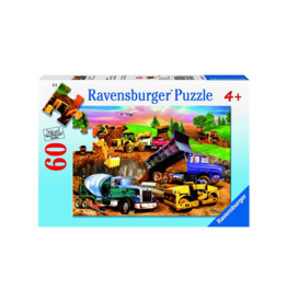 Ravensburger Construction Crowd 60pc Puzzle