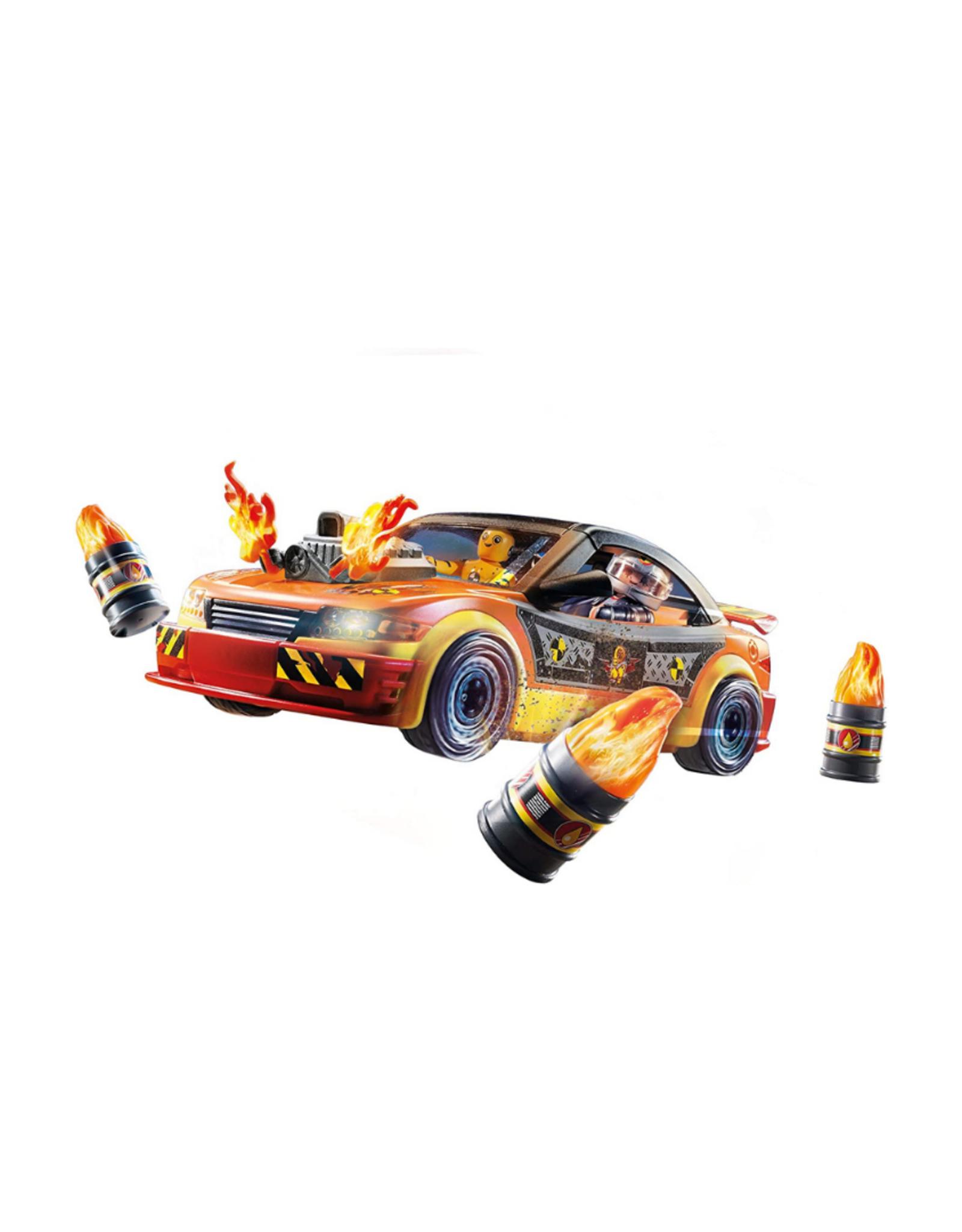 Playmobil PM - Stunt Show Crash Car