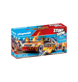 Playmobil PM - Stunt Show Crash Car