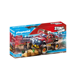 Playmobil PM - Stunt Show Bull Monster Truck
