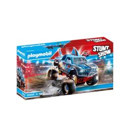 Playmobil PM - Stunt Show Shark Monster Truck