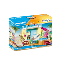 Playmobil PM - Bungalow with Pool