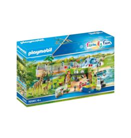 Playmobil PM - Large City Zoo