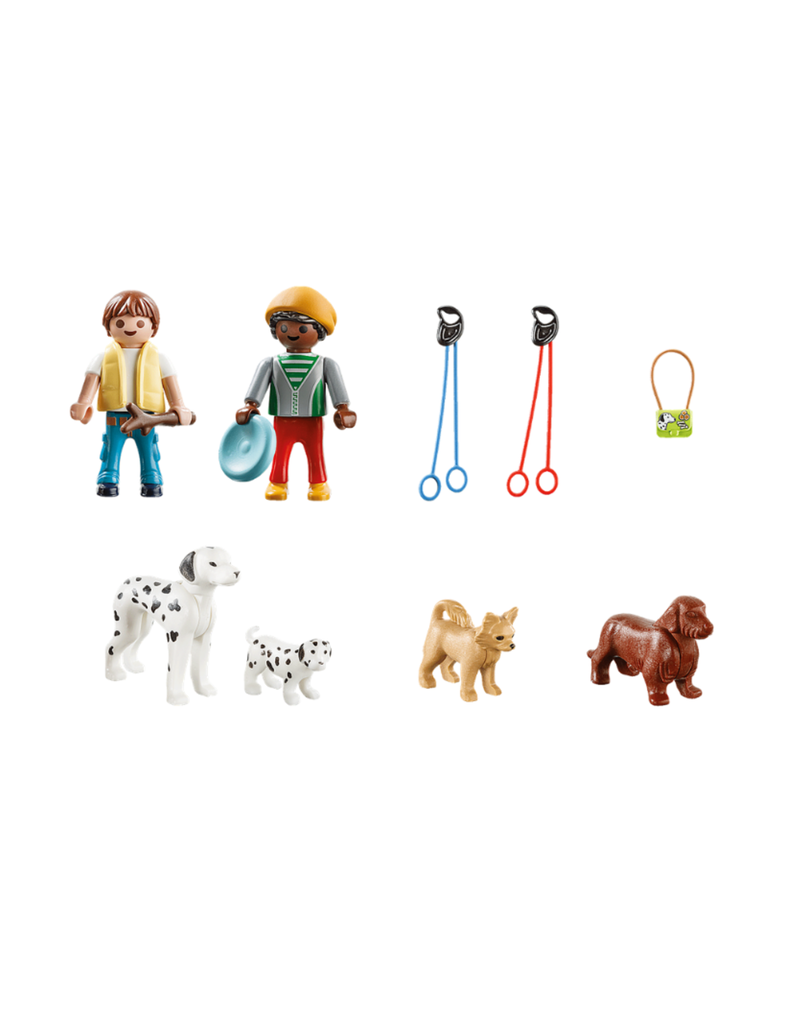 Playmobil PM - Puppy Playtime Carry Case