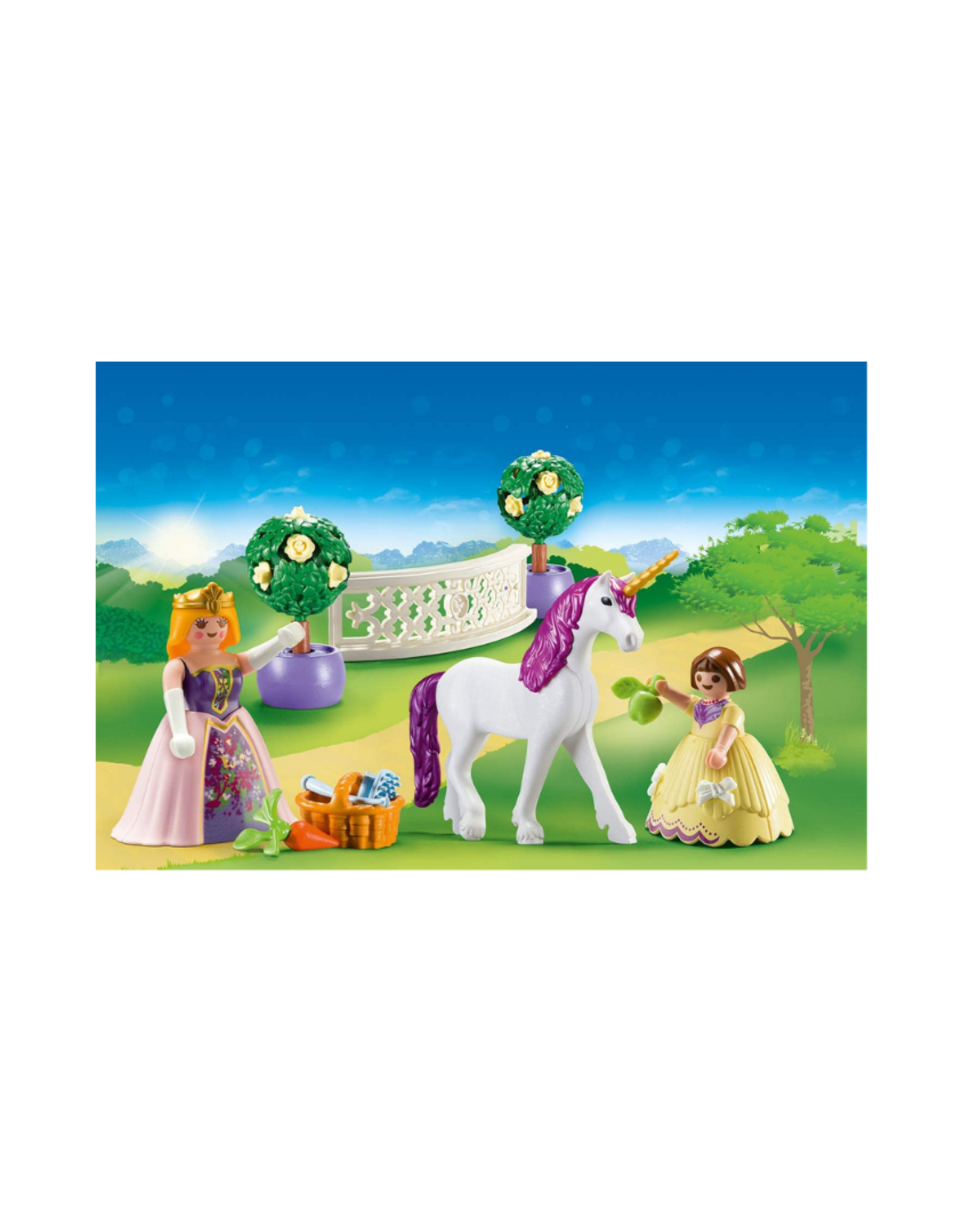 Playmobil PM - Fairy Unicorn Carry Case