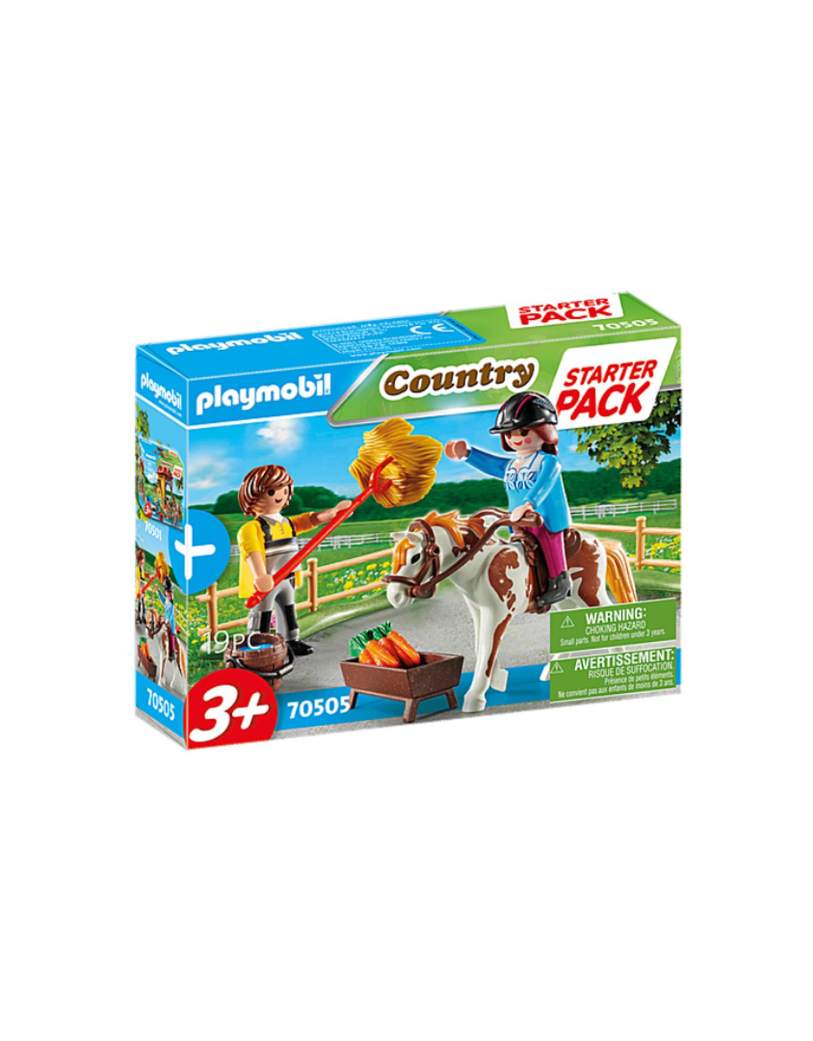 Playmobil PM - Starter Pack Horseback Riding