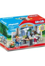 Playmobil PM - Vet Clinic Play Box