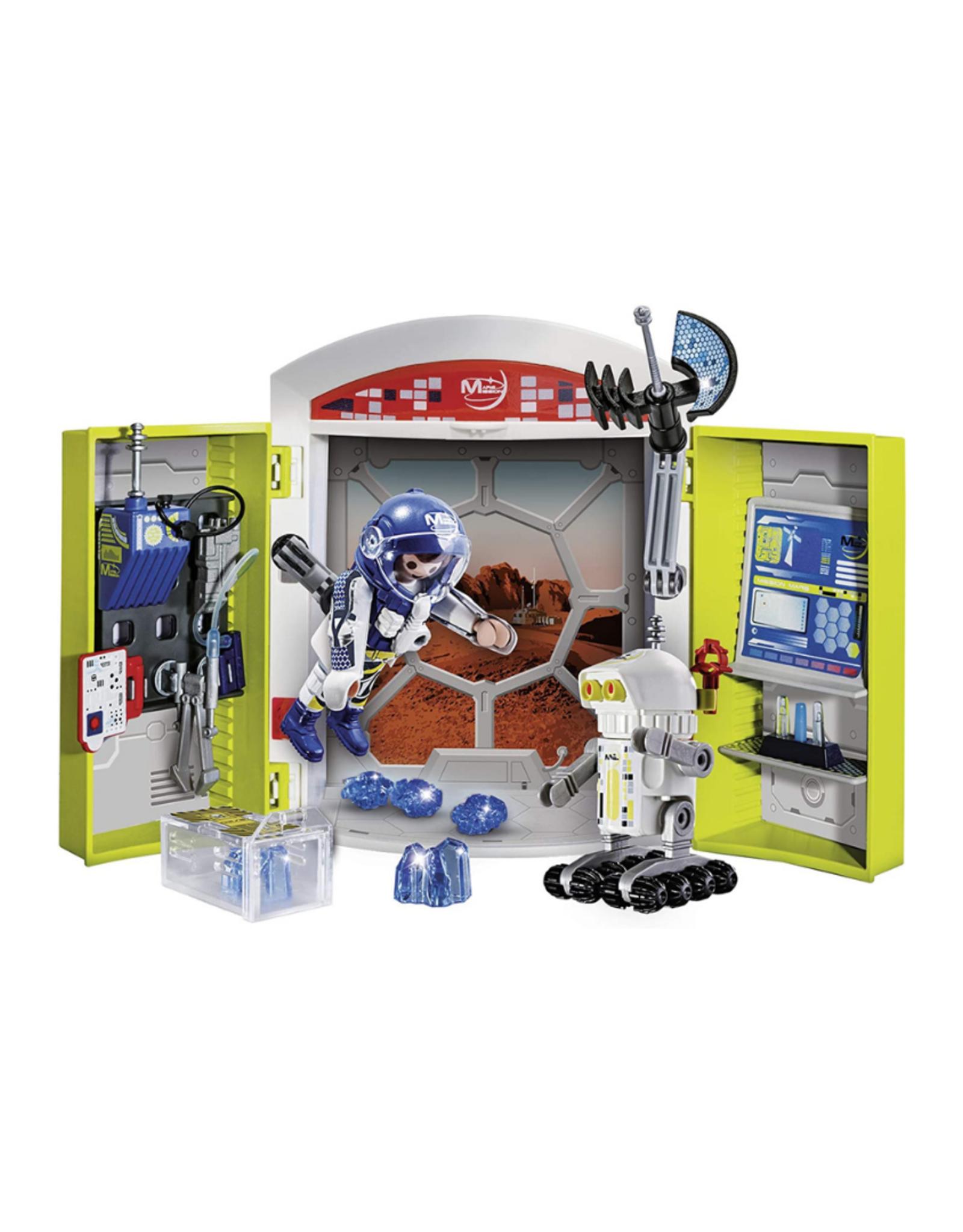 Playmobil PM - Mars Mission Play Box