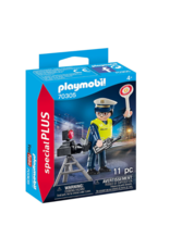 Playmobil PM - Police Officer with Speed Trap