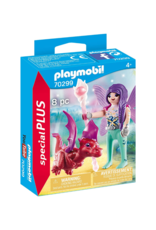 Playmobil PM - Fairy with Baby Dragon