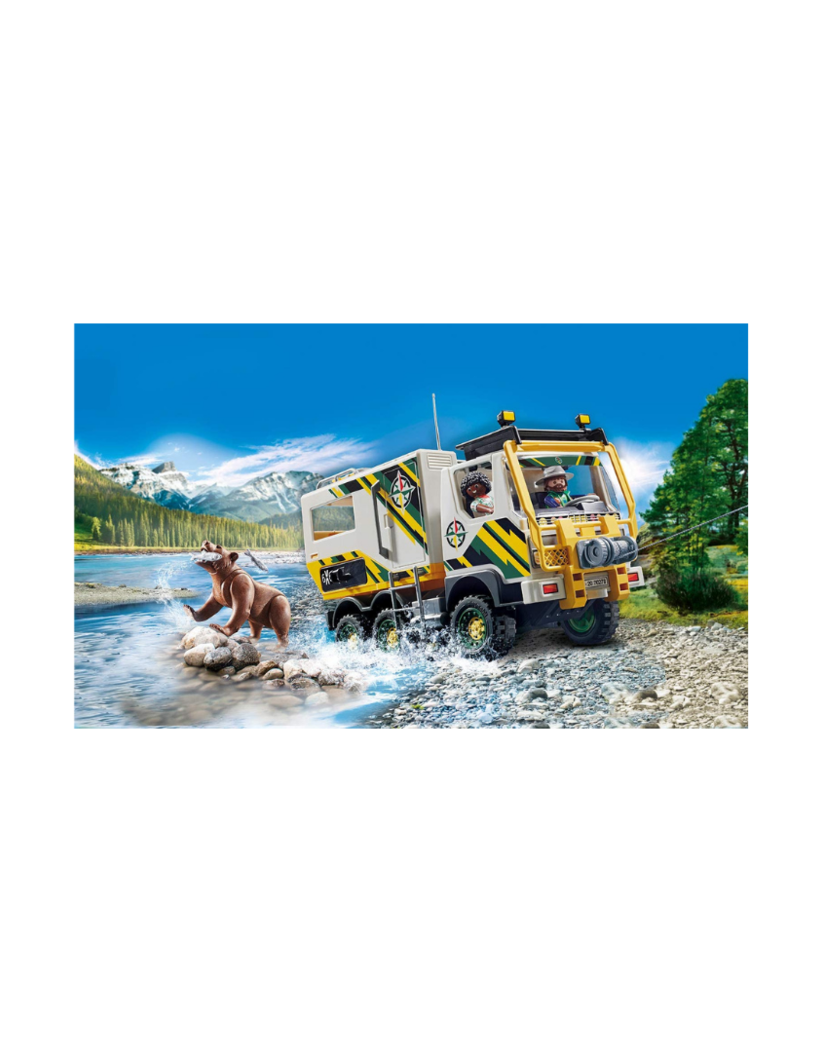 Playmobil PM - Outdoor Expedition Truck