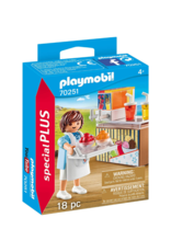 Playmobil PM - Street Vendor