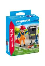 Playmobil PM - Street Cleaner