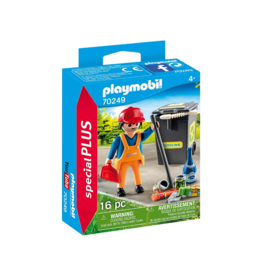 Playmobil PM - Street Cleaner