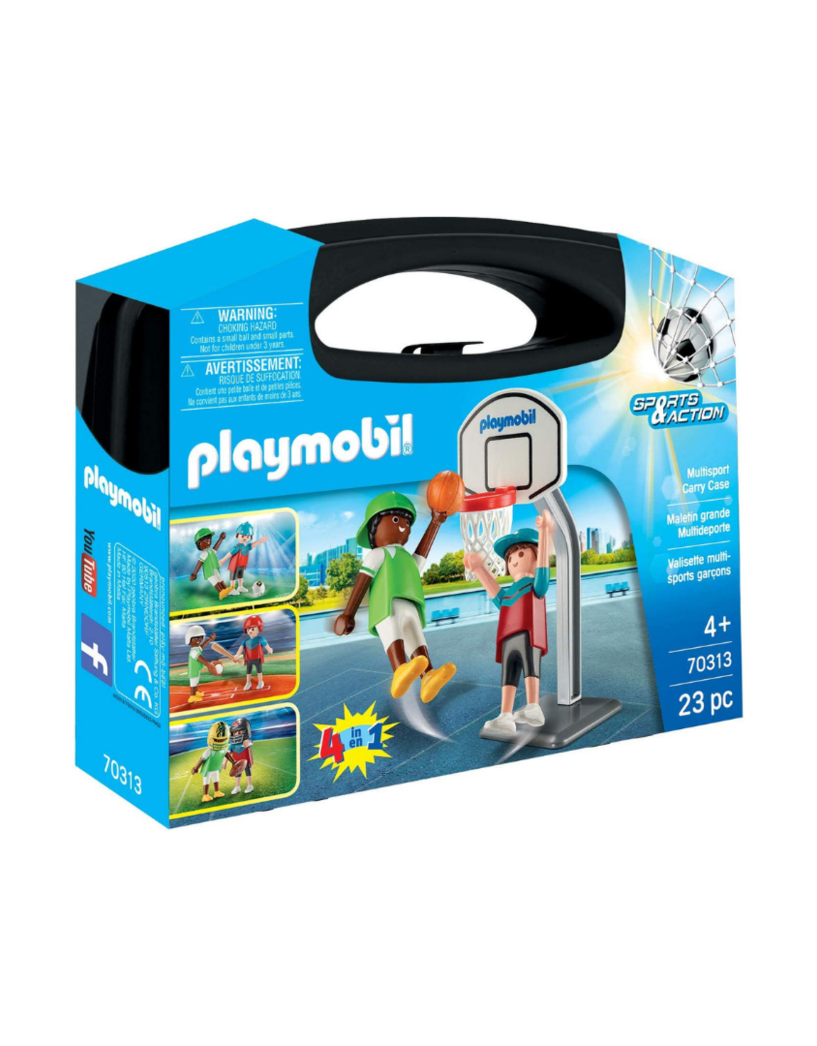 Playmobil PM - Multisport Carry Case