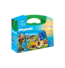 Playmobil PM - Camping Adventure Carry Case